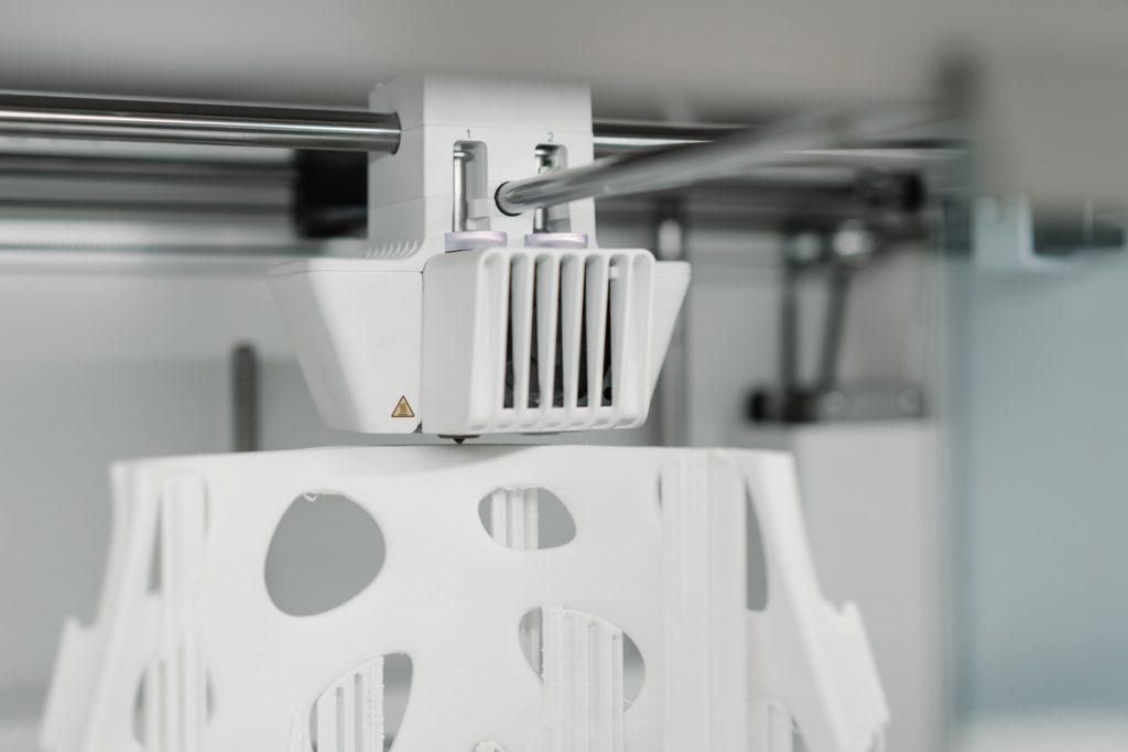 A impressora 3D é um dos principais exemplos da tecnologia disruptiva na atualidade